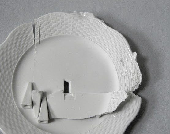Where the white things are – Entretempo Kitchen Gallery