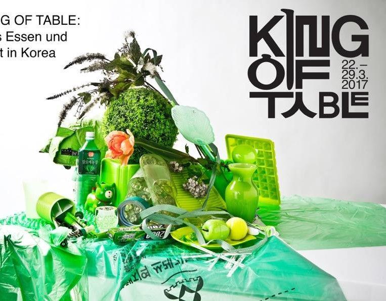 Künstler Essen the king of table über das essen und die kunst in food